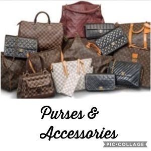 Handbags - Purses and Accessories